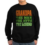 Grandpa - The Legend Jumper Sweater
