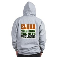 ELIJAH -the legend Zip Hoodie