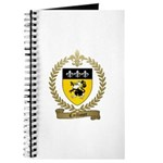 CAILLOUET Family Crest Journal