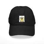 CAILLOUET Family Crest Black Cap