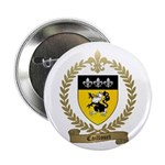 """CAILLOUET Family Crest 2.25"""" Button (100 pack"""