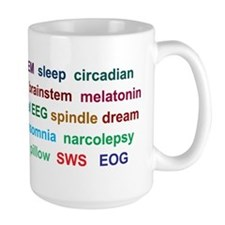 Large Sleep Mug