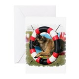 Tyre Greeting Cards (Pk of 10)