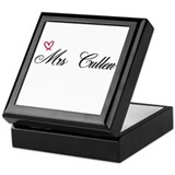 Mrs Cullen Keepsake Box