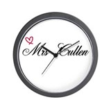 Mrs Cullen Wall Clock