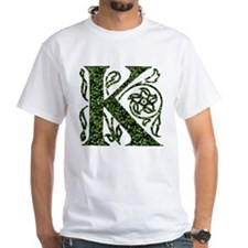 Ivy Leaf Monogram K Shirt