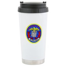 USS Telfair (APA 210) Ceramic Travel Mug