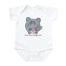 Chin Infant Bodysuit