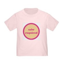 Sabr Required T (yellow + pink)