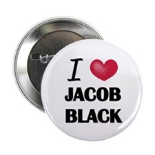 "I love Jacob Black 2.25"" Button"