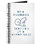 I'm a Squirrel Journal