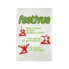 festivus! Rectangle Magnet