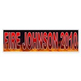 Fire Henry Johnson (sticker)