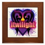 itwilight Do You? Framed Tile