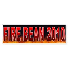Fire Melissa Bean (sticker)