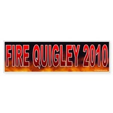 Fire Mike Quigley (sticker)