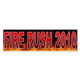Fire Bobby Rush (sticker)