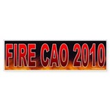 Fire Joseph Cao (sticker)