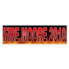 Fire Dennis Moore (sticker)