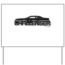 Challenger LX Yard Sign