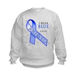 I Wear Blue for my Friend Sweatshirt