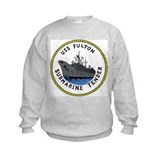 USS Fulton (AS 11) Sweatshirt