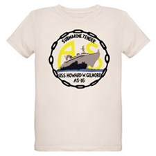 USS Howard W. Gilmore (AS 16) T-Shirt