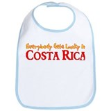 Get Lucky in Costa Rica Bib