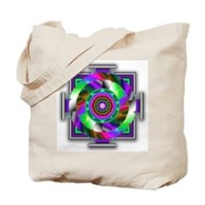 lightSOURCE Sri Yantra Tote Bag