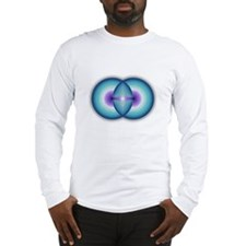 Vesica Piscis Long Sleeve T-Shirt