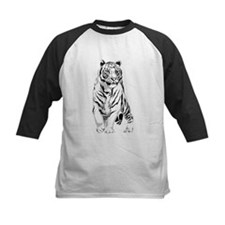 Stately White Tiger Tee