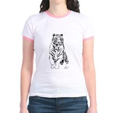 Stately White Tiger T