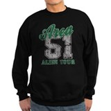 Area 51 Alien Tour Sweatshirt
