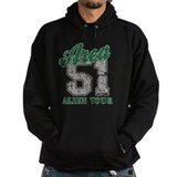 Area 51 Alien Tour Hoody