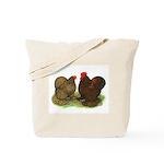Cochin Pair Tote Bag