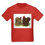 Cochin Pair Kids Dark T-Shirt