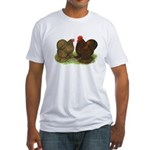 Cochin Pair Fitted T-Shirt