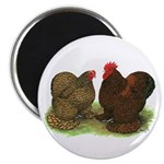 """Cochin Pair 2.25"""" Magnet (100 pack)"""