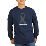 CURE EMO Long Sleeve Black T-Shirt