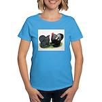 Cochin Couple Women's Dark T-Shirt