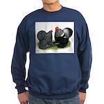 Cochin Couple Sweatshirt (dark)