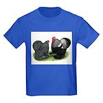 Cochin Couple Kids Dark T-Shirt