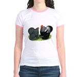 Cochin Couple Jr. Ringer T-Shirt
