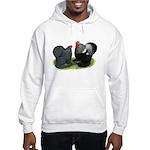 Cochin Couple Hooded Sweatshirt