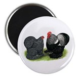 """Cochin Couple 2.25"""" Magnet (10 pack)"""