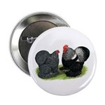 """Cochin Couple 2.25"""" Button (100 pack)"""