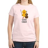 Cello Chick T-Shirt