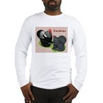 Cochin Rooster & Hen Long Sleeve T-Shirt