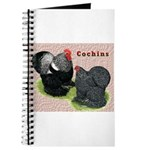 Cochin Rooster & Hen Journal