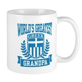 World's Greatest Greek Grandpa Coffee Mug